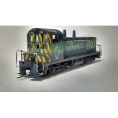 Locomotiva SW 7 #1107 - Athearn - usada