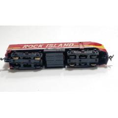 "Locomotiva Tyco ""Rock Island"" nariz de Tubarão"
