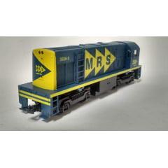 Locomotiva U5B MRS #3008-5 (Modelo sem uso)