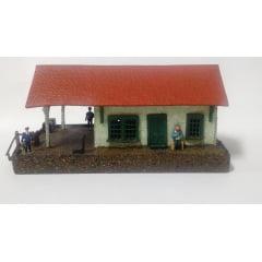 Pequena Estação de Carga Alexandria - Hobbylandia