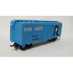 Vagão Box The Rock  #1784 - Model Power