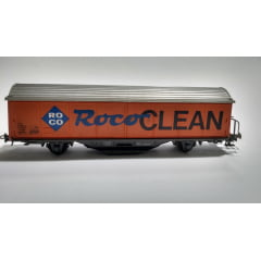 Vagão Limpa Trilho Roco Clean - 44340 A