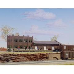 Kit P/ Montar  Terminal Water Street Freight - Cornestone 933-3201