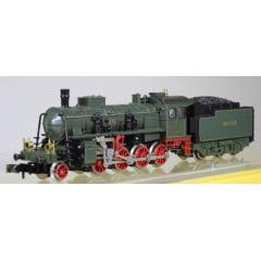 Locomotiva a vapor 2-6-0 tipo G4/5 Trix 12922