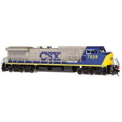 Locomotiva Diesel  GE dash 8-40CW CSX  - Spectrum - 86054