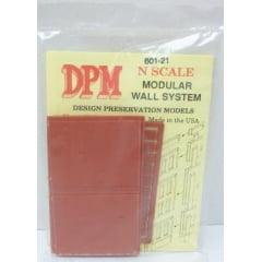 SISTEMA DE PAREDE MODULAR DPM - 601-21