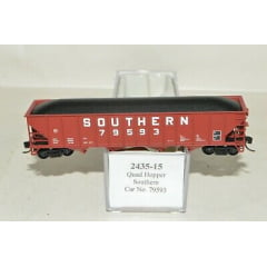 Vagão Hopper RBMN Car -  Southern - Trainworx - 2435-15