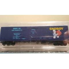 Vagão Refrigerador - Snoboy  Micro-Trains - 69120
