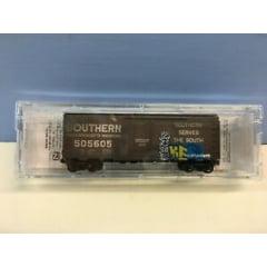 Vagão Standard  Box Car,  Plug Door- Southern  Micro-Trains - 021 44 100