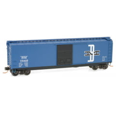 Vagão Standard Box Car,  Single Door- Boston & Maine Micro-Trains - 910