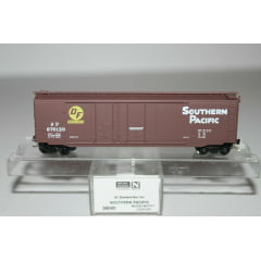 Vagão Standard Stell Box Car, Double Plug Door- Southern Pacific  Micro-Trains - 36040