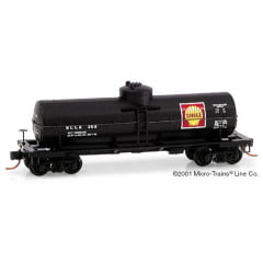 Vagão Tank Car 1 Domo Shell  Micro-Trains - 065 52 520