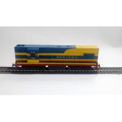 Locomotiva G-12 CMEF (faseI) Frateschi - 3012
