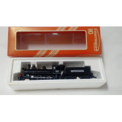 Locomotiva Ten-Whiller Mogiana #421 (Modelo sem uso)