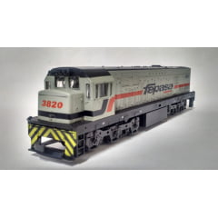 Locomotiva U 20C Fepasa fase III #3820 ( Nova sem uso)