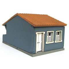 Casa Germinada Azul Mod.02 - Dio Maquetes 87166