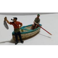 Figura Pescadores - Semi nova
