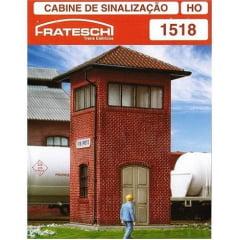 Kit Cabine de Sinalização - 1518