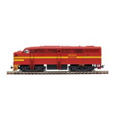 Locomotiva FA1 RFFSA - 3008