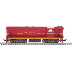 Locomotiva G8 (Fase I ) RFFSA - 3001