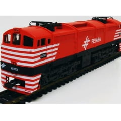Locomotiva GE 5200 FEPASA - 3071