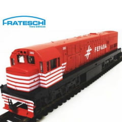 Locomotiva U 20C FEPASA (Fase II) - 3006