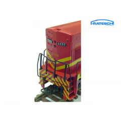 Locomotiva U23 C RFFSA - 3066