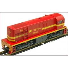 Locomotiva U5B RFFSA - 3037