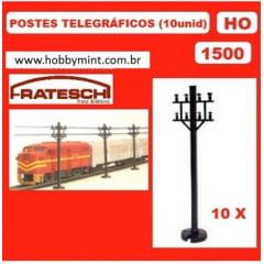 Postes Telegráficos - 1500