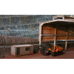 Kit - Cobertura Industrial 01-304
