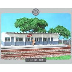 Kit - Estação Vila Montanha 01-101