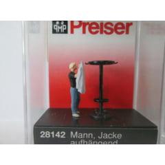 Figura Preiser  Jaqueta para Homem - 28142