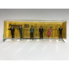 Figura Preiser Líderes Mundiais - 88