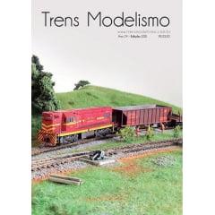 Revista Trens Modelismo Edição  Nº 103