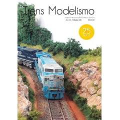 Revista Trens Modelismo Edição  Nº 105