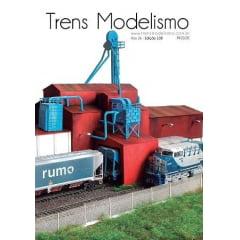Revista Trens Modelismo Edição  Nº 108
