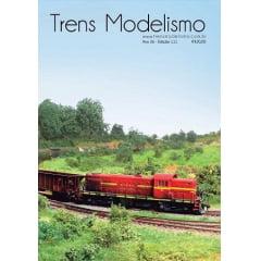 Revista Trens Modelismo Edição  Nº 111