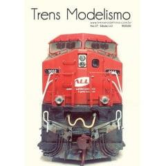 Revista Trens Modelismo Edição Nº 112