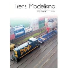 Revista Trens Modelismo  Edição Nº 98
