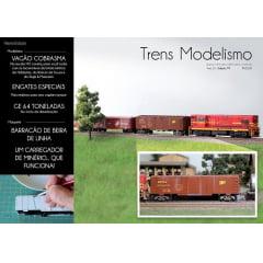 REVISTA TRENS MODELISMO EDIÇÃO Nº 99 -  (EDIÇÃO ESGOTADA)