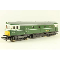 Locomotiva Lima L205129 Classe 33 diesel BR verde # D6506 (Semi nova)