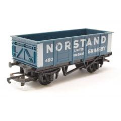 Vagão Gôndola Norstand - Hornby  - (Semi-novo)