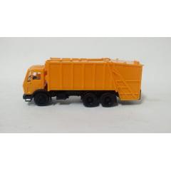 Caminhão Coleta de Lixo Mercedes Benz - Wiking