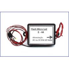 Flash Edificações com Micro Led - E-44