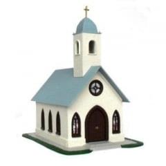 Igreja Versão Teto Azul - C-03A