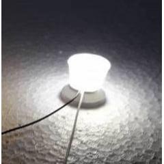 """Iluminação Interna Branco """"Fluorescente"""" - E-50"""