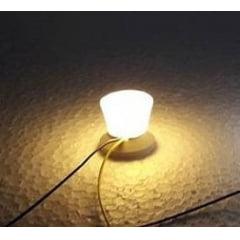 """Iluminação interna Branco """"Incandescente"""" - E-51"""