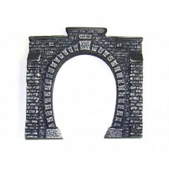 Portal de Túnel HO Simples - H-34
