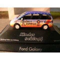 Carro Ford Galaxy crianças escorregar - Herpa 189323