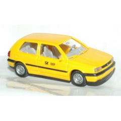 Carro VW Golf Postdienst Wiking 04901
